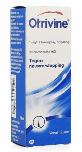 Otrivine neusspray | Pharmazone