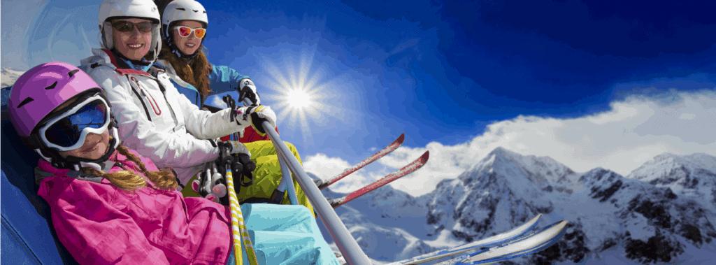 pharmacie de voyage pour les sports d'hiver