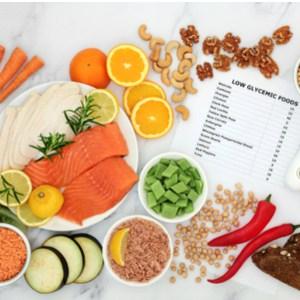 compositie van gezonde voedingsproducten