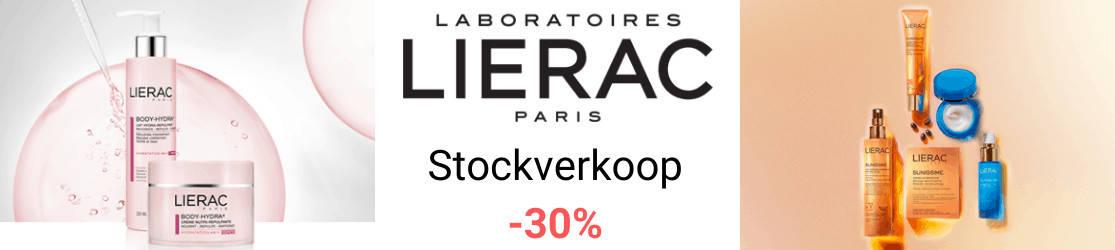 Lierac Stockverkoop: 30% korting!