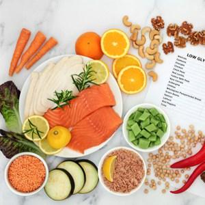 composition des produits alimentaires sains