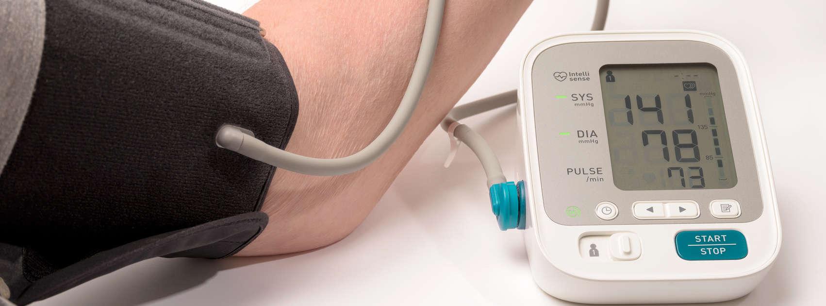 moniteur de pression sanguine