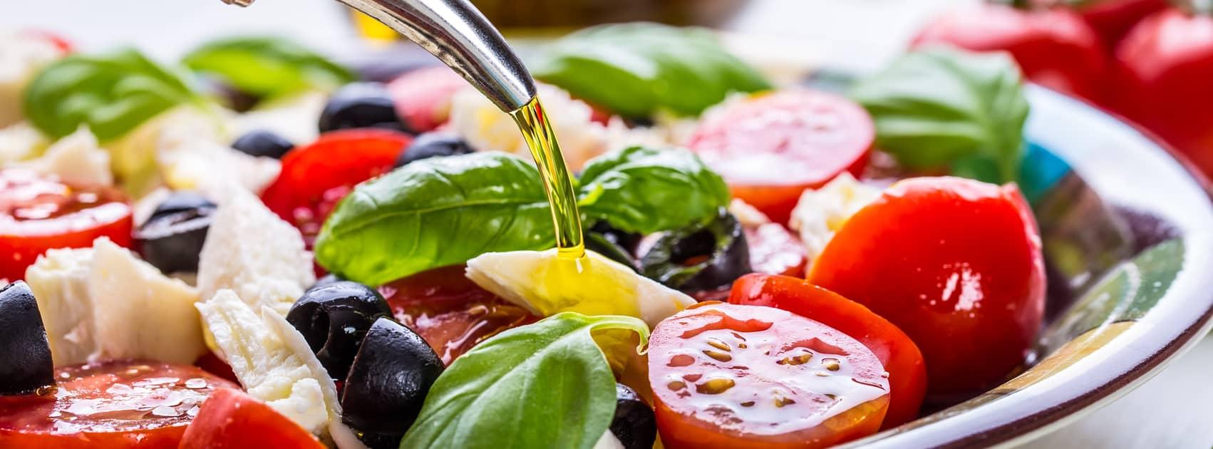 Is het mediterrane dieet gezond?
