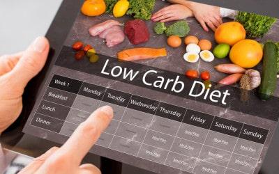 suivre un régime low carb